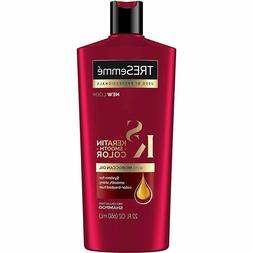 TRESEMME SHAMPOO KERATIN SMOOTH COLOR WITH MOROCCAN OIL 22o