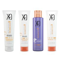 Gkhair Miami Bombshell Blonde Hair Toning and Smoothing Trea