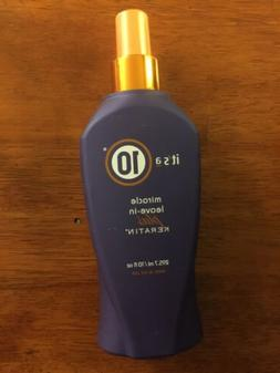 It's a 10 Miracle Leave-In Conditioner Plus Keratin - 10oz