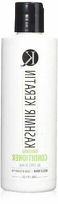 Kashmir Keratin Enriched Conditioner Sulfate Paraben Free Fo