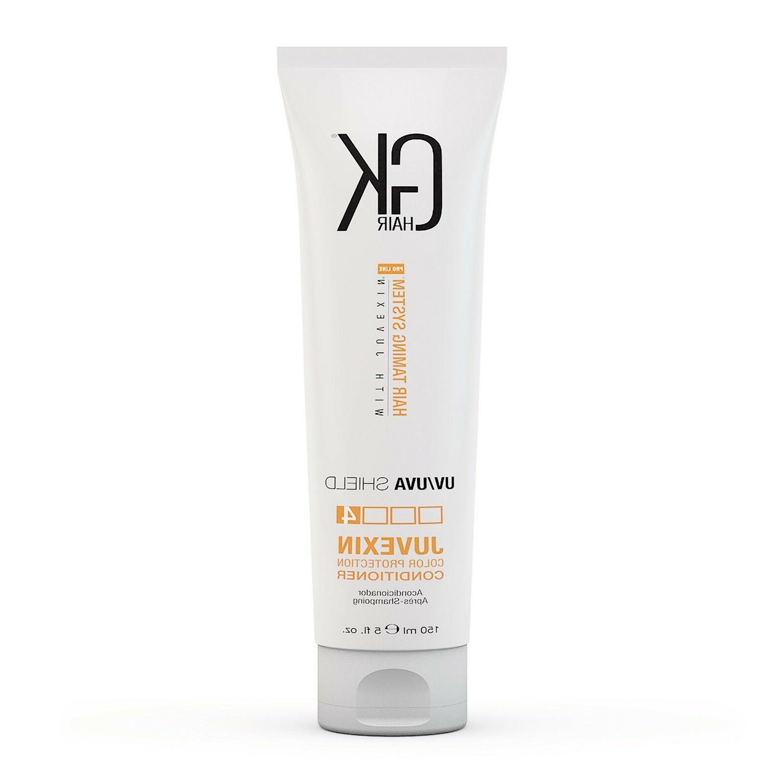 gkhair juvexin shield conditioner keratin infuse hair