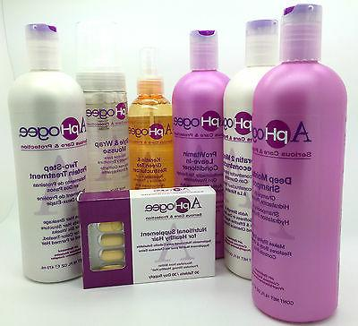 treatment and repair hair products