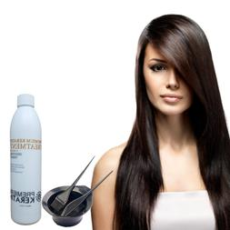 Professional Brazilian Keratin Hair Treatment Complex Blowou
