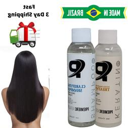 Pro Salon Keratin Hair Treatment + Clarifying Shampoo 120 ml